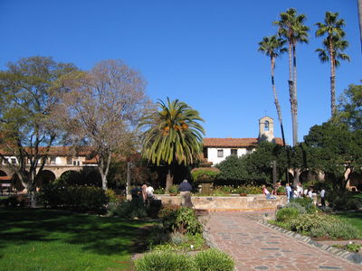 Mission San Juan Capistrano, Orange County