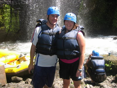 Rafting with Sobek on Bali