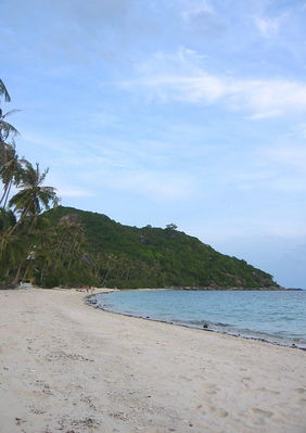 Leela or Sarikantang Beach, Koh Phangan
