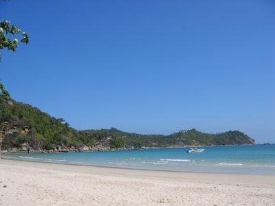 Beach at Thong Ta Pan